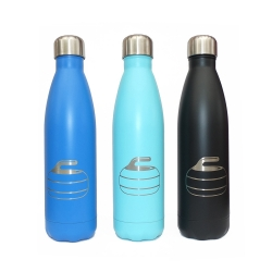 Insulated drinking bottle