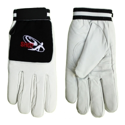 SHOT Coach gloves women/men, white